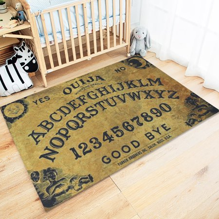 75x45cm Ouija Board Spirit Magick Non Slip Indoor Outdoor