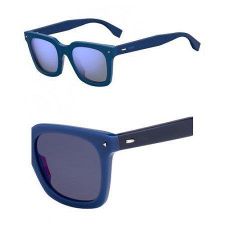 (Sunglasses Fendi 216 /S 0PJP Blue / XT blue sky miror lens)