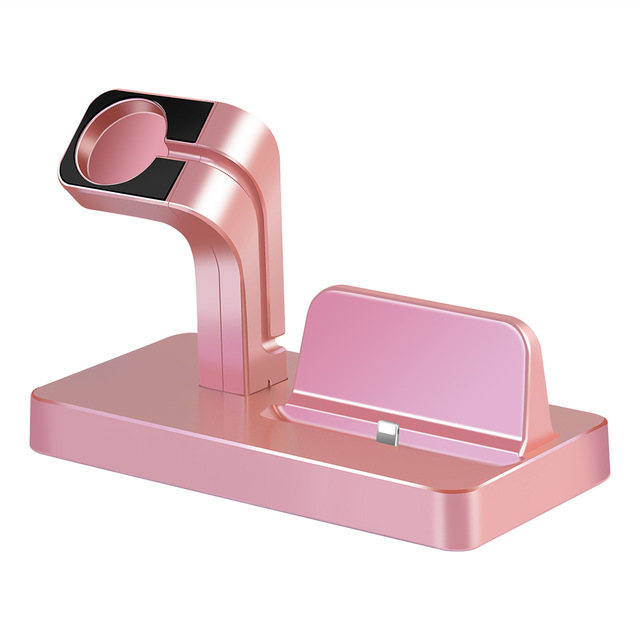 iMeshbean Charging Dock Stand Station Charger Holder For Apple Watch iWatch iPhone 7/6/5