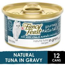 Cat Food: Fancy Feast Gourmet Naturals