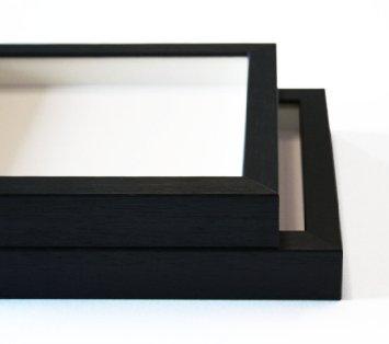 "Shadowbox Frame Black (12x12"") by MCS"