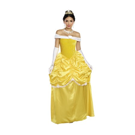 Dreamgirl Women's Fairytale Beauty Costume Ball Gown