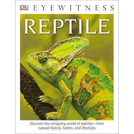 DK Eyewitness Books: Reptile ()