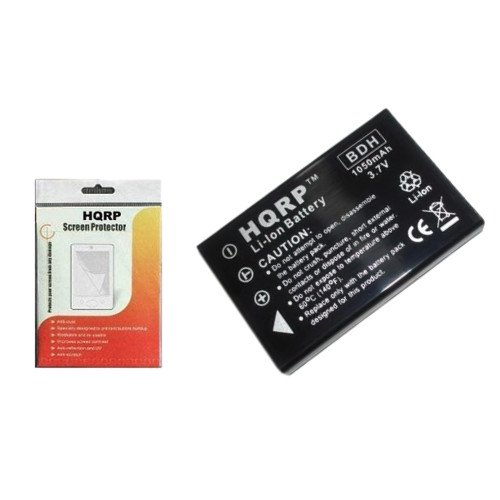 Hqrp Replacement Battery For Aiptek Zpt Np60 Np 60 For Pocket Dv5700 Dv 5700 Is Dv Camcorders Plus Hqrp Screen Protector Walmart Com Walmart Com