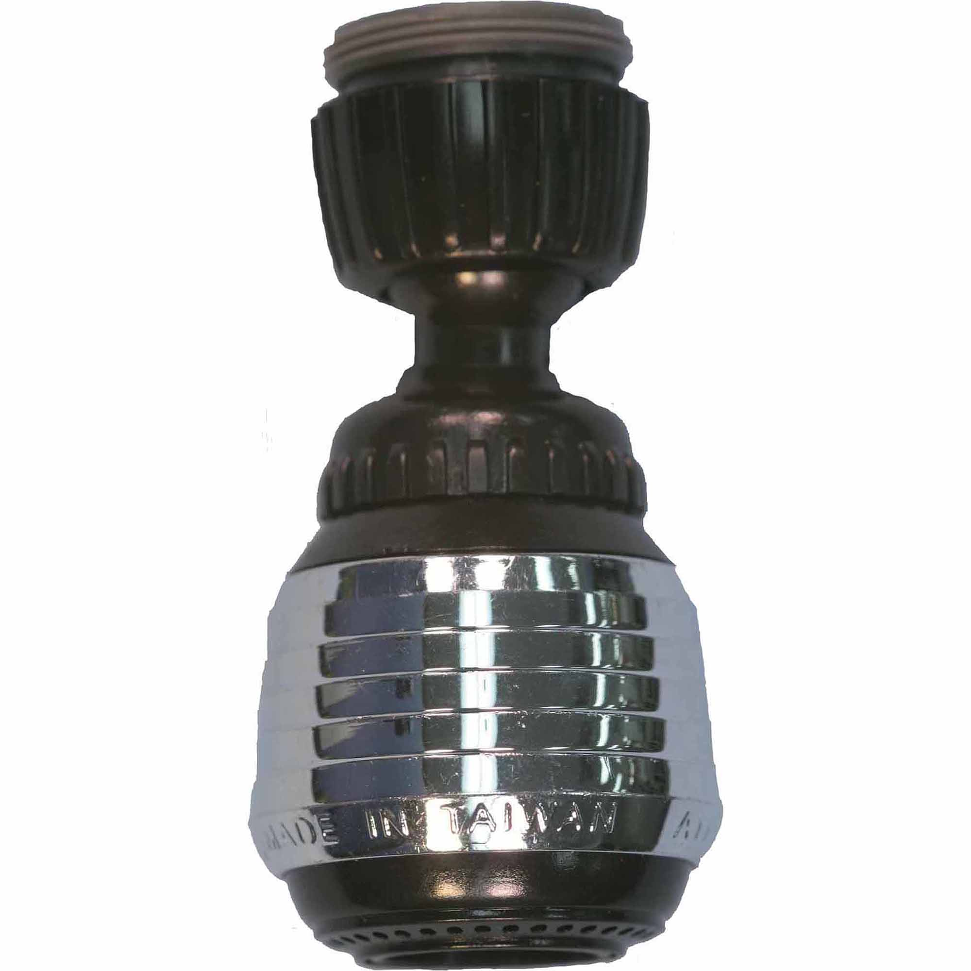 Swivel Aerator, Black