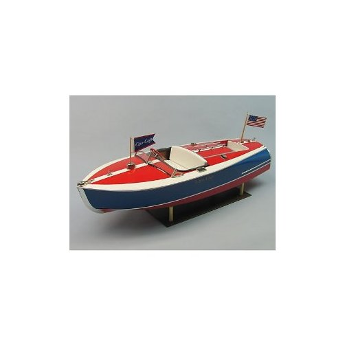 24 16 Chris-Craft Painted Racer Boat Kit by Dumas