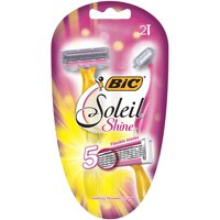 BIC Soleil Shine Flexible Blades - 2 CT