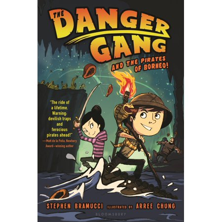The Danger Gang and the Pirates of - Borneo Scorpion