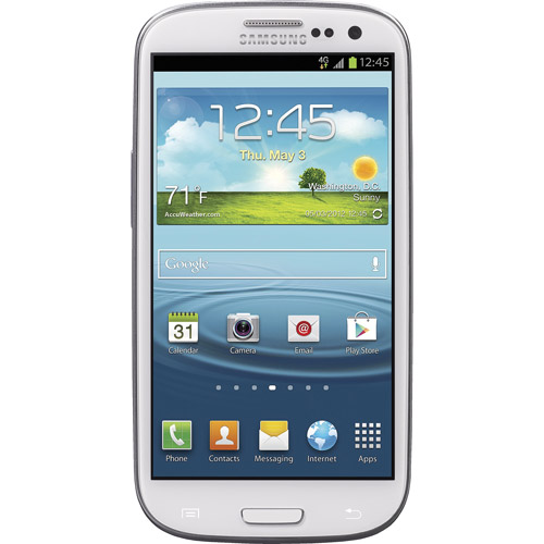 Total Wireless Samsung Galaxy S3 Android Prepaid Smartphone