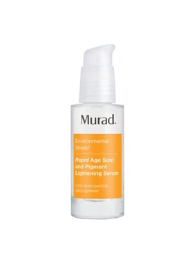 ($72 Value) Murad Environmental Shield Rapid Age Spot and Pigment Lightening Serum, 1.0 oz