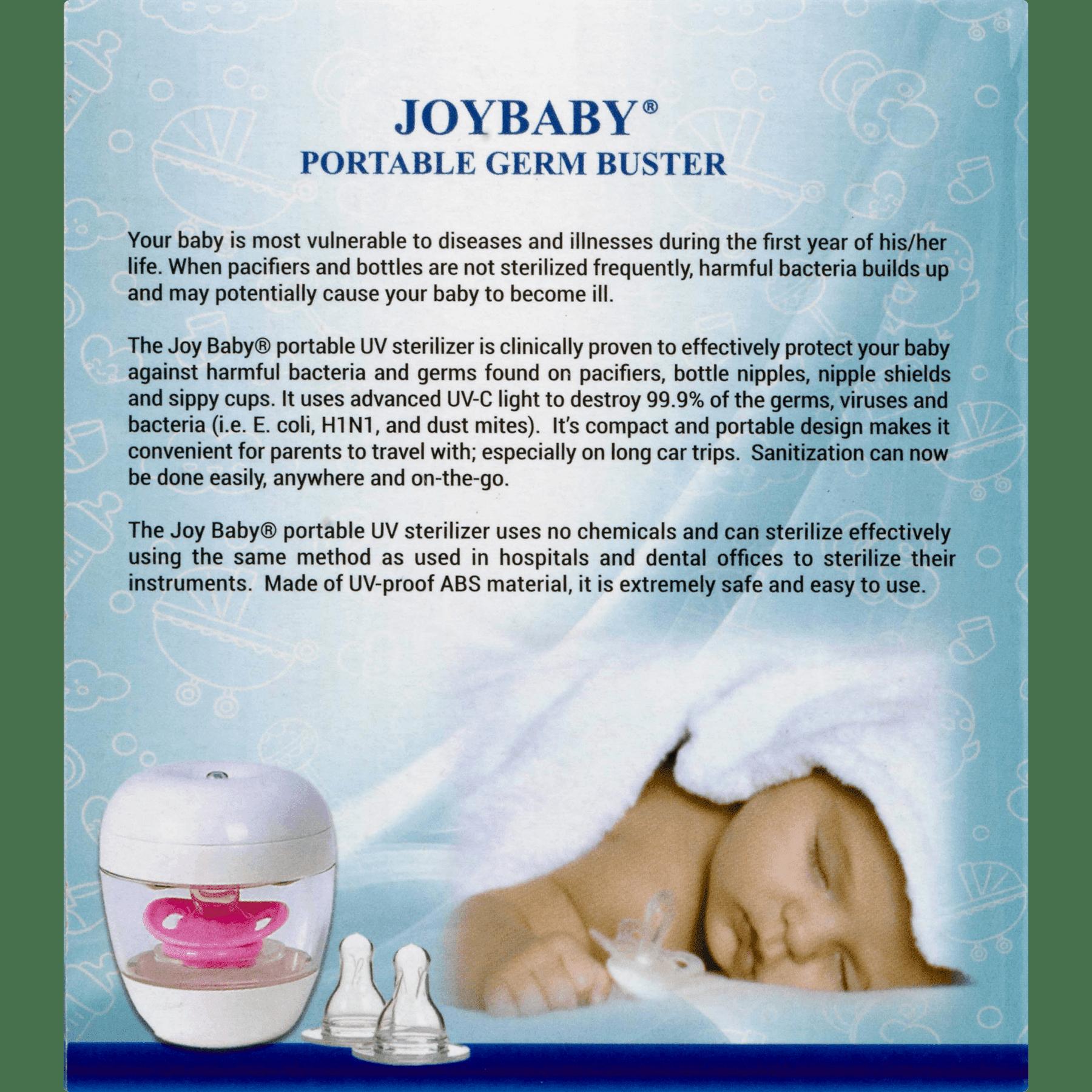 Joy Baby Portable UV Sterilizer, 1.0 CT - Walmart.com