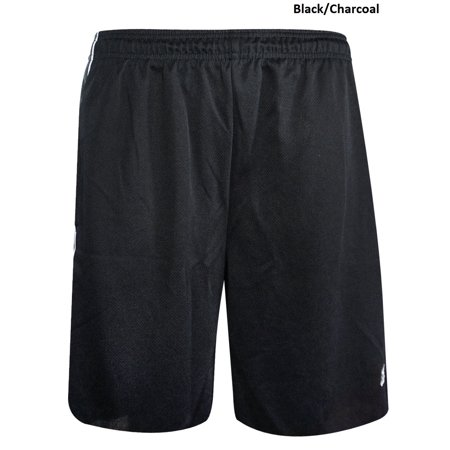 Reebok Two-toned Athletic Performance Mesh Shorts