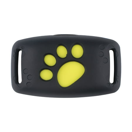 Pet GPS Tracker device Collar & Activity Monitor for Cats Dogs Waterproof, Anti Lost Finder Global Monitor Tracker Realtime GPS Tracking Locator Online, Free APP & Web Platform(SIM Card not (Best Spending Tracker App 2019)