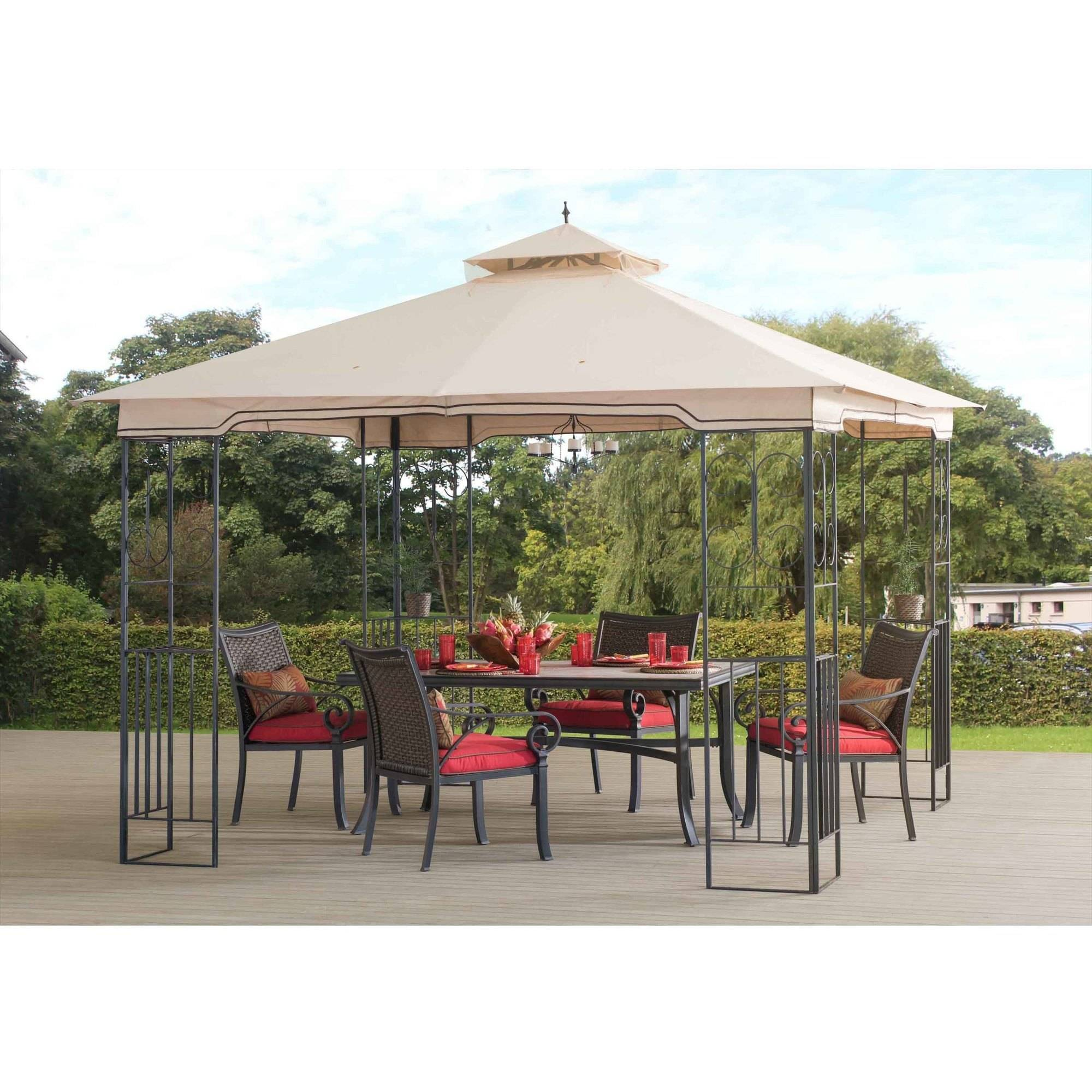 Sunjoy 110101008 Dover Gazebo by SunNest Services LLC
