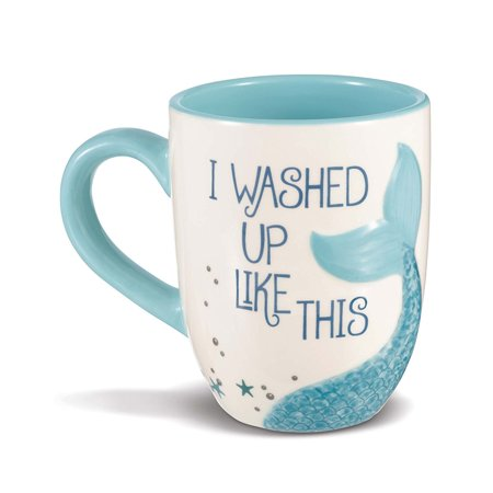 Grasslands Road I Washed Up Like This Mermaid Coffee Mug