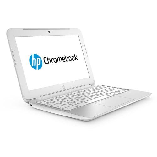 Arm HP 11-2010nr 11.6-Inch Chromebook (Snow White)