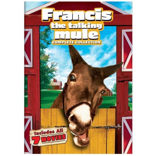 Francis The Talking Mule: The Complete Collection (Full Frame)