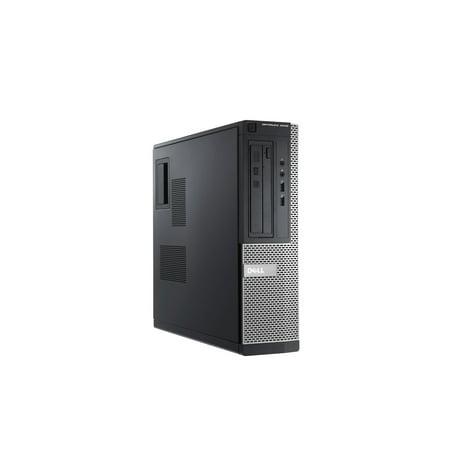 Dell Optiplex 3010 SFF Refurbished PC - Intel Core i5 3470 3rd Gen 3 2 GHz  8GB 500GB HDD DVD-RW Windows 10 Pro 64-Bit