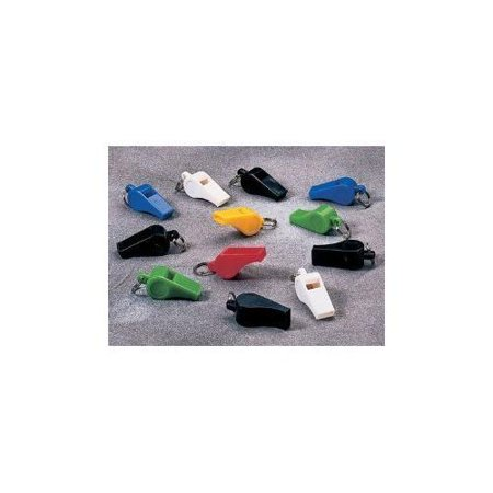 Rothco Plastic Whistles, Assorted (Plastic Whistle)