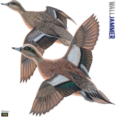 Advanced Graphics Cabela's Flying Ducks Wall Decal