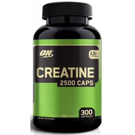 Optimum Nutrition Creatine 2500 Capsules, 300 Ct