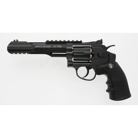Umarex Smith & Wesson 327 TRR8 2252672 BB Air Revolver 400fps 0.177