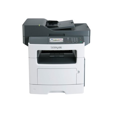 Lexmark MX511DHE Laser Multifunction Printer/Copier/Scanner/Fax Machine