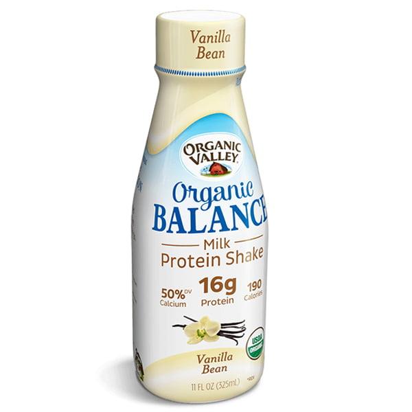 Organic Valley Organic Balance Vanilla Bean Milk Protein ...
