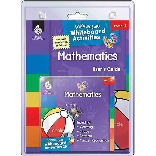 Shell Education 50672 Interactive Whiteboard Activities: Mathematics