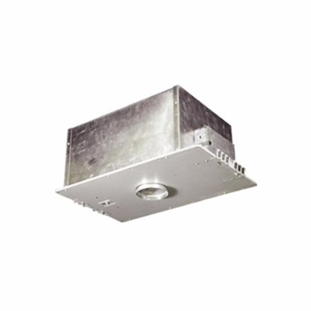 Jesco Lighting LV3000ICA 3 in. Low Voltage Airtight Ic Housing For New Construction, Silver - image 1 de 1