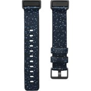 Brand New Fitbit Woven Band for Charge 4 & Charge 3 Trackers (Midnight, Small)