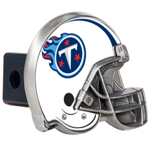Great American Products Tennessee Titans Helmet Trailer Hitch Cover Helmet Trailer Hitch Cover