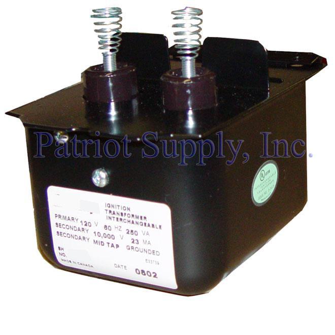 Allanson 2721-628G 120V 10,000V Secondary Ignition Transf...