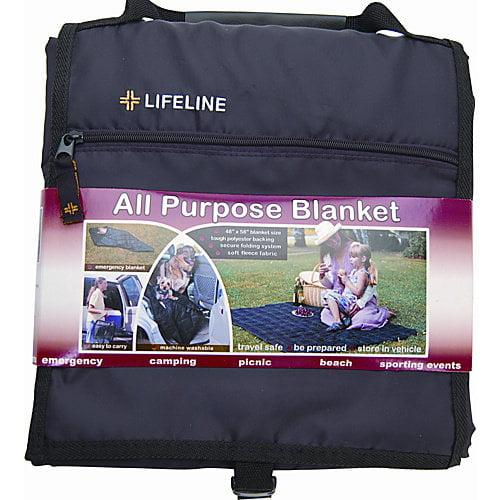 Lifeline First Aid All Purpose Travel Blanket