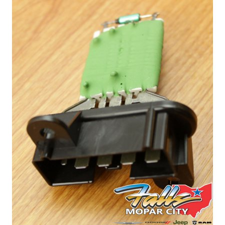2001-2004 Chrysler Sebring Dodge Stratus Blower Motor Resistor Mopar (2006 Dodge Stratus Blower Motor Resistor Location)
