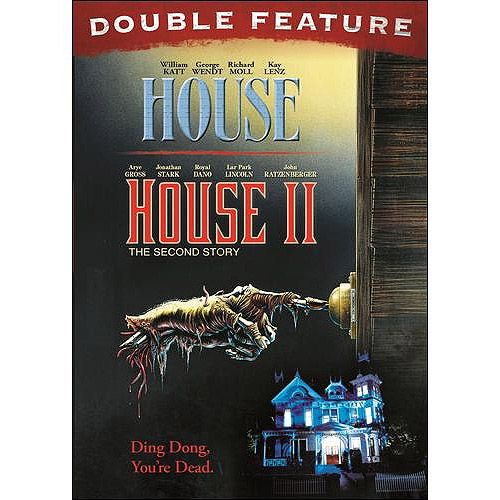 House / House II: The Second Story (Widescreen)