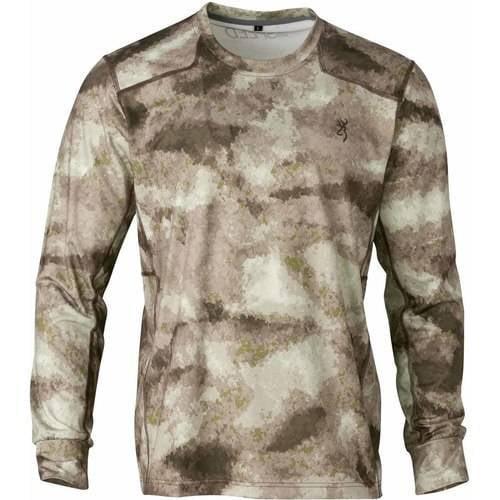 Browning Hell's Canyon Speed Plexus Mesh Shirt Long Sleeve