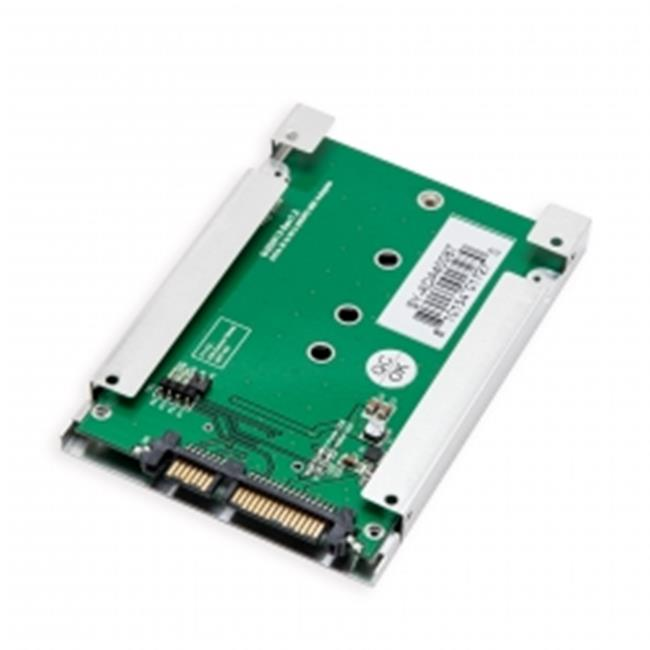 Driverless 2.5'' SATA III to M.2 SSD Adapter - image 1 of 1