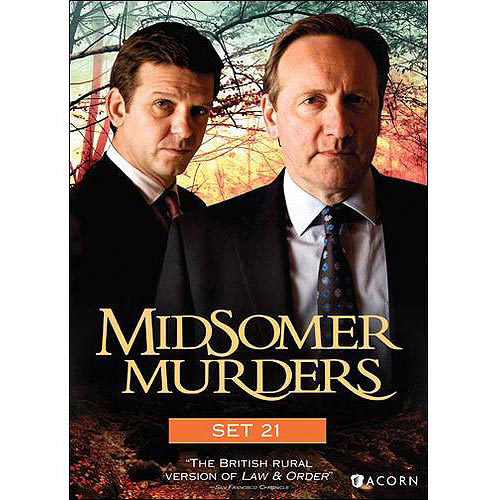 Midsomer Murders: Set 21 (Widescreen)