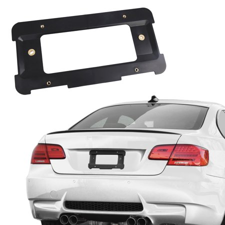 Rear License Plate Mount Bracket for BMW 325i 325xi 328i 328xi 330i 330xi ()