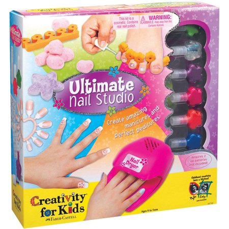 Ultimate Nail Studio Kit-