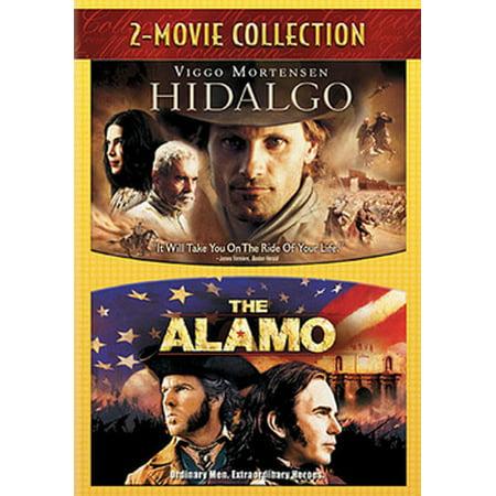 Hidalgo / The Alamo (DVD)