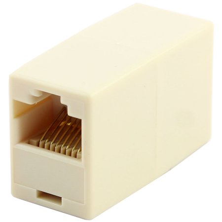 Telephone Network RJ45 Female to Female Adapter Connector