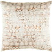 Shell Rummel Natural Affinity Silk Throw Pillow
