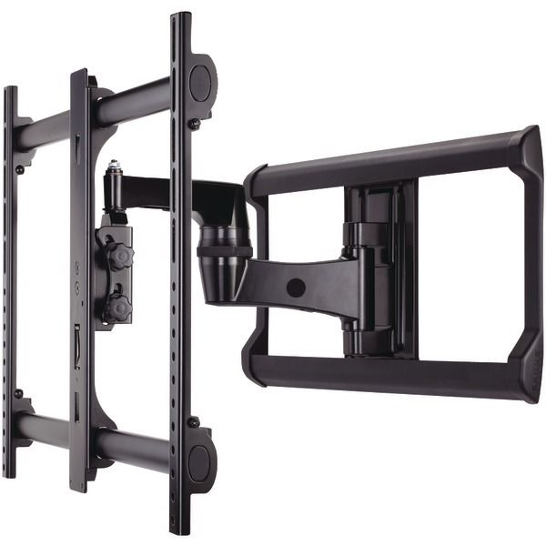 "Sanus VLF220-B1 - Full-Motion TV Mount for 37 - 56"" TVs - Extends 20"" from Wall"