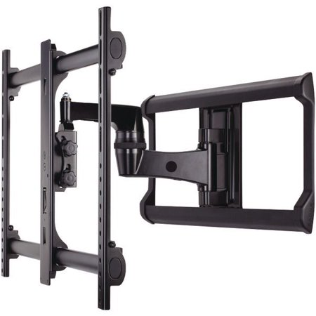 Sanus VLF220-B1 – Full-Motion TV Mount for 37 – 56″ TVs – Extends 20″ from Wall