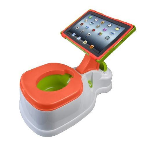 Cta Digital Pad-potty Ipad[r] With Retina Display/ipad[r] 3rd Gen/ipad[r] 2 Ipotty