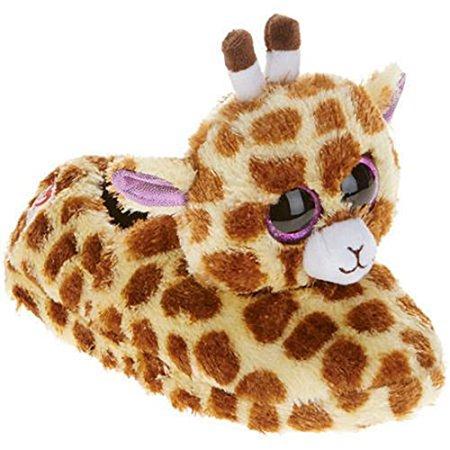 8d2ddbf2561 Ty Beanie Boo - Beanie Boo Girls Winter Slippers Faux Fur Safari ...