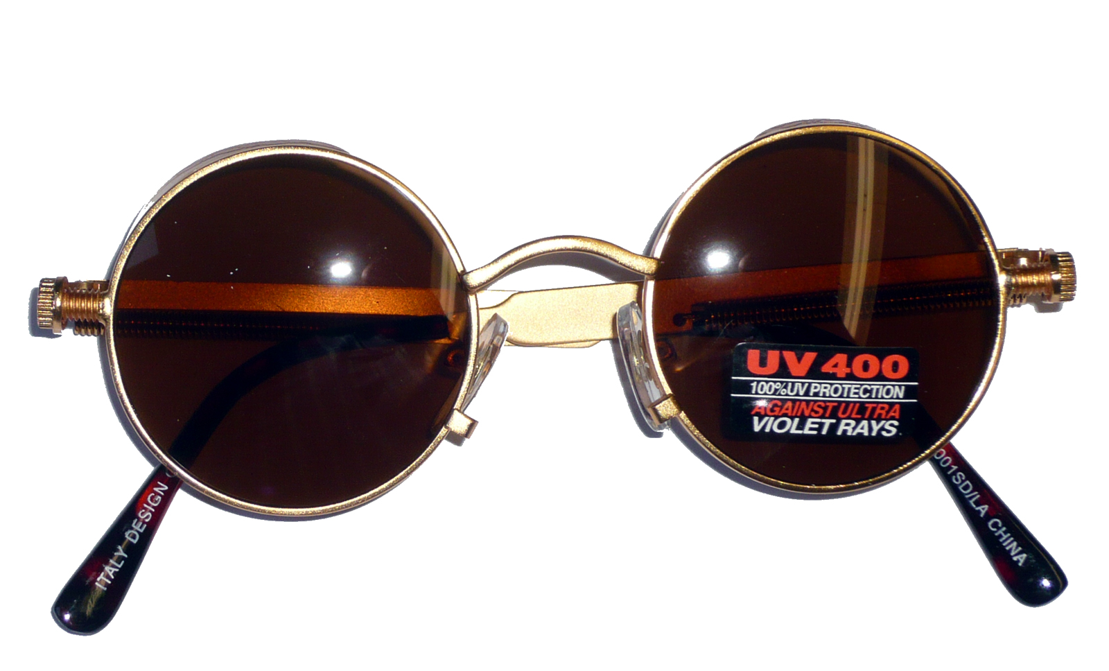 Lennon Style Steampunk Glasses Newest Edition Steampunk Sunglasses 2441