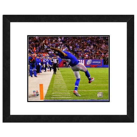 New York Giants   Odell Beckham Jr   18  X 22  Framed Photo Or 16  X 13  Framed Photo  Nfl Players